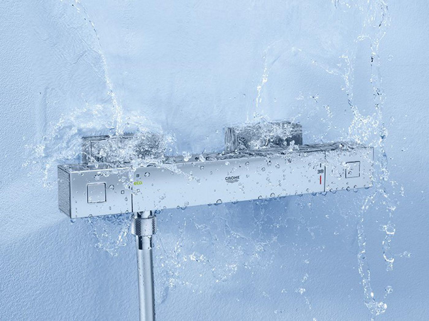Ungewöhnlich Trendy Grohe Thermostat Dusche Fotos - Heimat Ideen ...